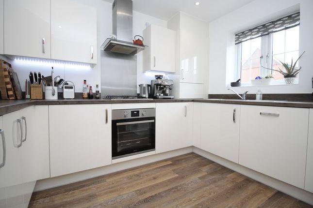 Kitchen of Kingsman Drive, Botley, Southampton SO32