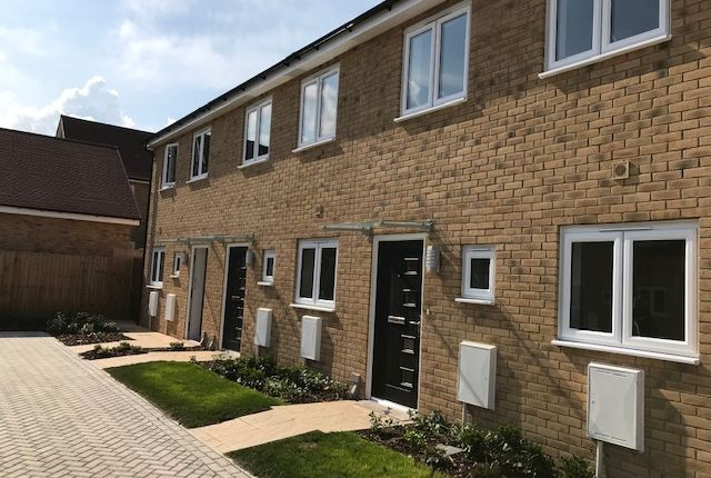 New home, 3 bed terraced house for sale in Bracewell Place