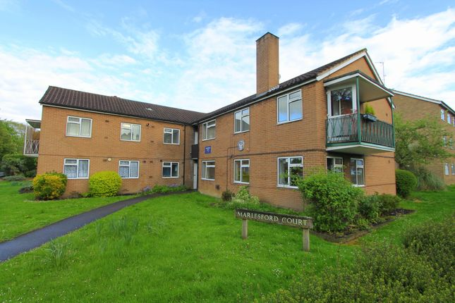 Thumbnail Flat for sale in Marlesford Court, Rectory Lane, Wallington