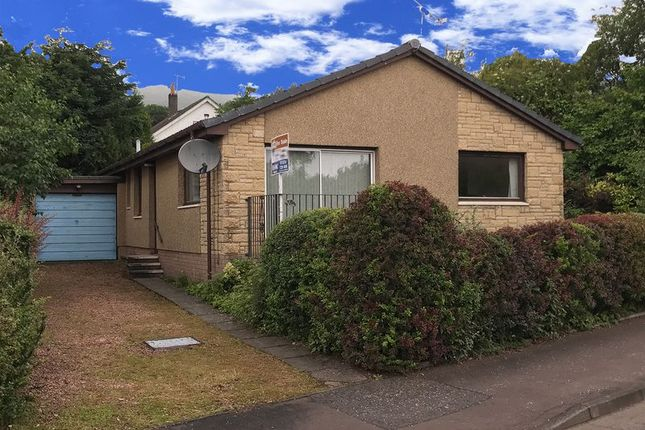 Thumbnail Detached bungalow for sale in The Ness, Dollar