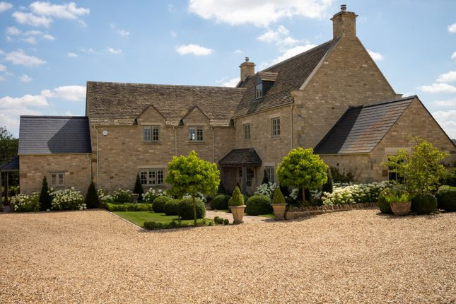 Thumbnail Detached house for sale in Icomb Road, Bledington, Chipping Norton, Oxfordshire