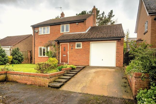 3 bed detached house for sale in Walnut Tree Close, Little Downham, Ely