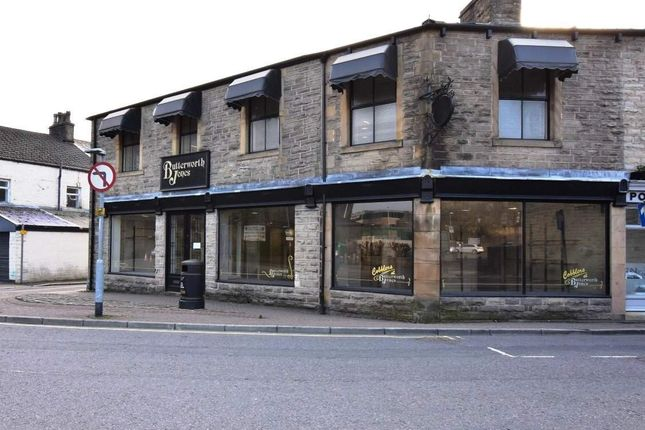 Thumbnail Commercial property for sale in Kay Street, Rawtenstall, Rossendale