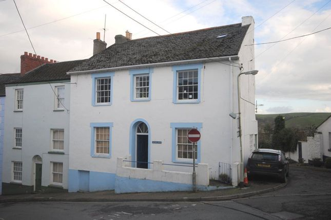 Thumbnail Flat to rent in Lower Meddon Street, Bideford, Devon
