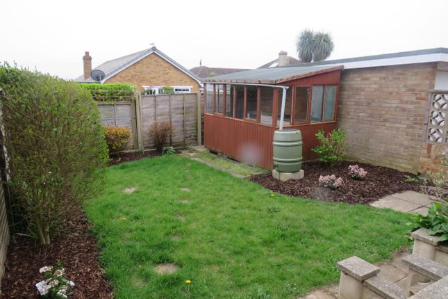 Thumbnail Bungalow to rent in Horsham Avenue North, Peacehaven