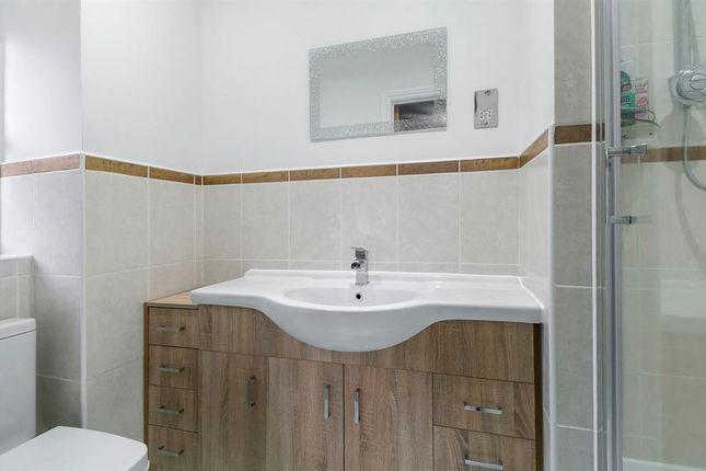 New En-Suite Shower