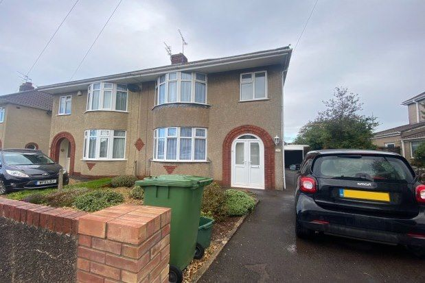 3 bed semi-detached house to rent in Quakers Road, Bristol BS16