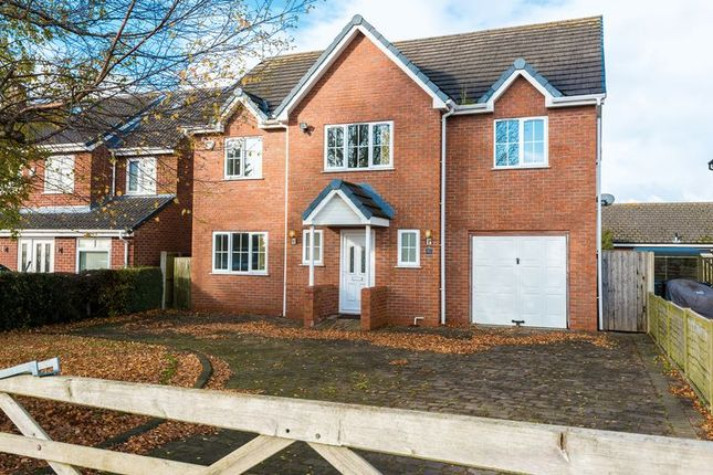 Thumbnail Detached house for sale in Moss Lane, Bickerstaffe, Ormskirk