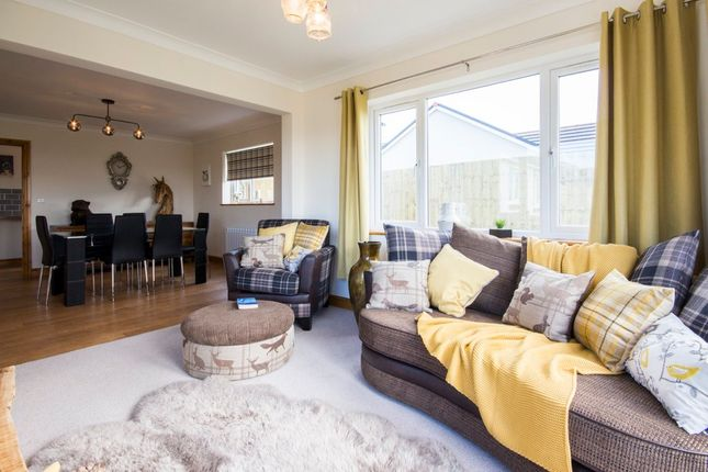 Thumbnail Detached bungalow for sale in Rhosybonwen Road, Cefneithin, Llanelli