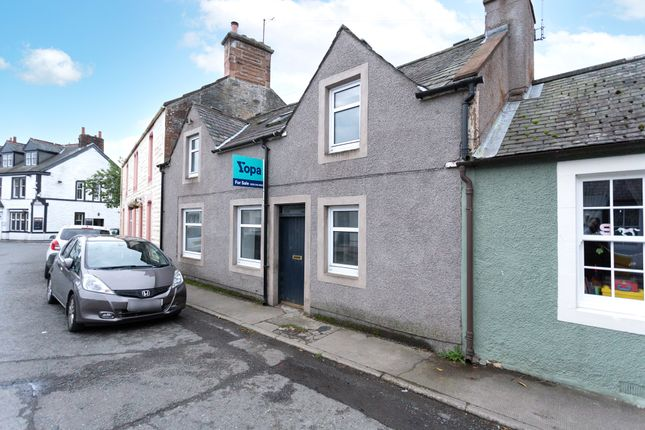 Thumbnail Terraced house for sale in High Street, Moniaive, Thornhill