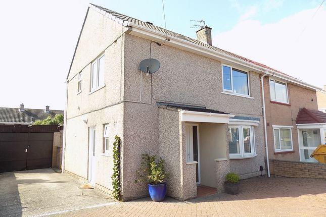 Thumbnail Semi-detached house for sale in Glendale Rise, Carlisle