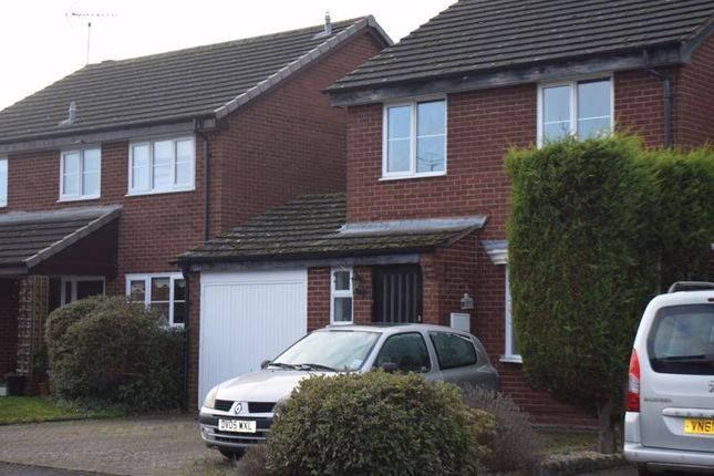 Side Of Property of Jay Park Crescent, Kidderminster DY10