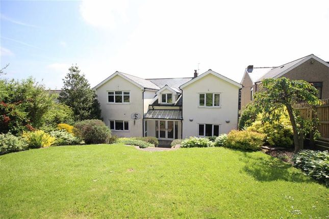 Thumbnail Detached house for sale in Sunnybank Road, Griffithstown, Pontypool