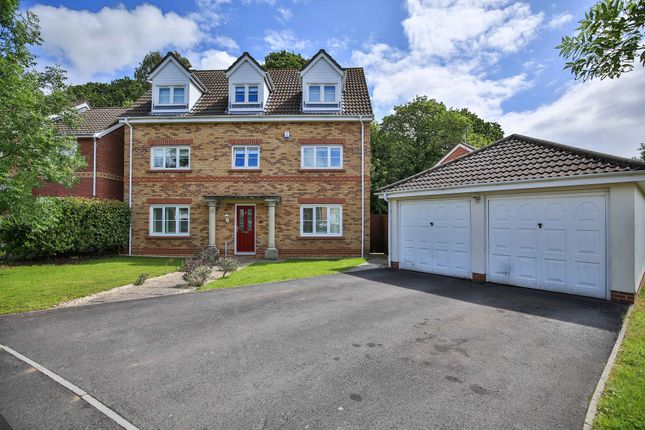 Detached house for sale in Woodruff Way, Thornhill, Cardiff