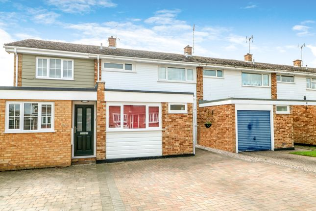 Thumbnail Terraced house for sale in Armond Road, Witham