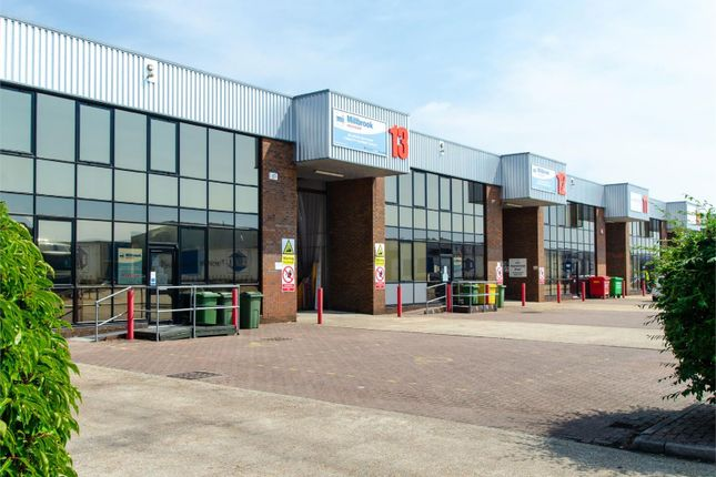 Thumbnail Warehouse to let in Units A12-A13 Railway Triangle, Walton Road, Portsmouth, Hampshire