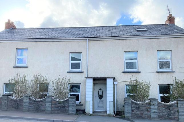Thumbnail Detached house for sale in High Street, Camelford