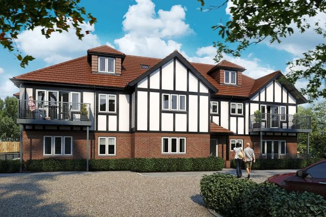 Thumbnail Flat for sale in Bickley Park Road, Bickley, Bromley