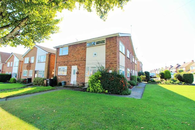 Thumbnail Flat for sale in Regency Court, Barn Hall Avenue, Colchester