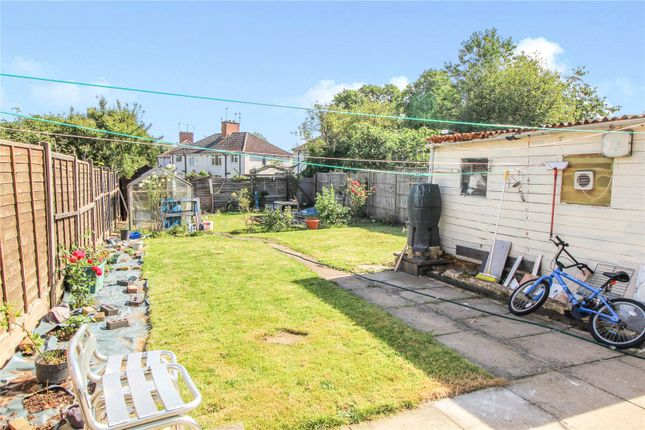Rear Garden of Winton Avenue, Leicester LE3