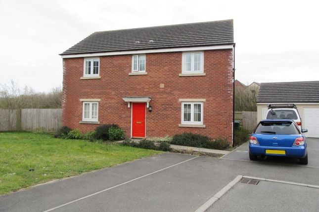 Thumbnail Detached house to rent in Rhodfar Ceffyl, Carway, Kidwelly, Carmarthenshire.