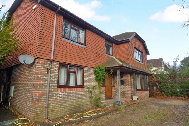 Thumbnail Detached house for sale in Rowlands Avenue, Waterlooville, Hampshire