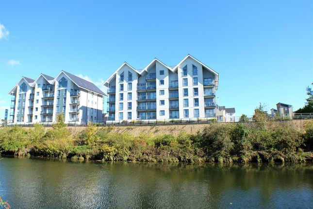 Thumbnail Flat for sale in Prince Apartments, Pentrechywth, Swansea