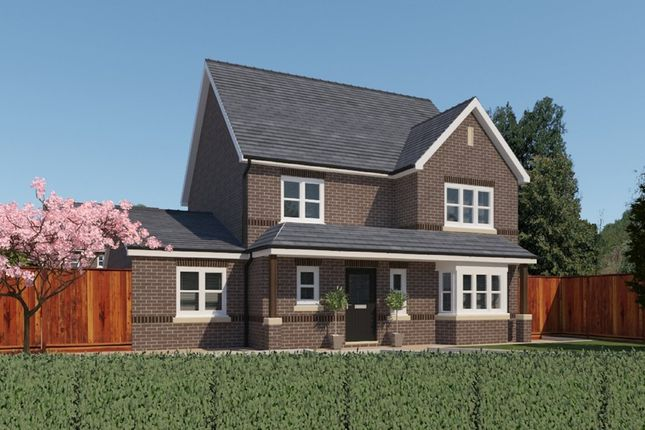 Thumbnail Detached house for sale in Bollandsfield View, Tarporley Road, Whitchurch