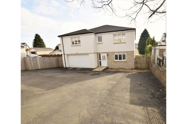 Thumbnail Detached house for sale in Coatbridge Road, Airdrie