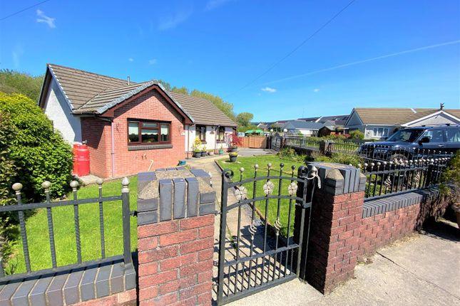 Thumbnail Detached bungalow for sale in Grove Hill Park, Gorslas, Llanelli