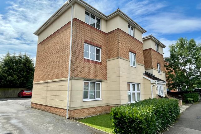 2 bed flat for sale in Lincoln Way, North Wingfield, Chesterfield S42