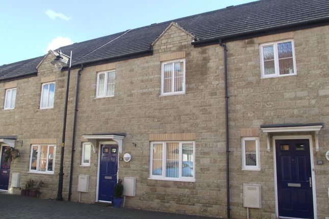 Thumbnail Terraced house to rent in Grayling Close, Calne