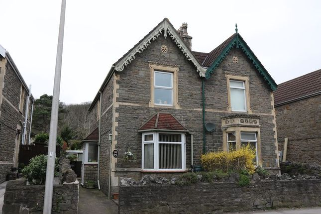 Thumbnail Semi-detached house for sale in Old Street, Clevedon