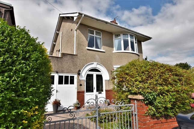 Thumbnail Detached house for sale in Rusland Avenue, Barrow-In-Furness