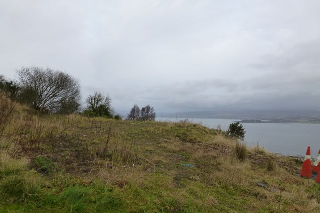 Thumbnail Land for sale in Dougliehill Terrace, Port Glasgow
