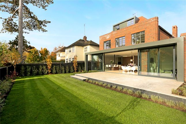 Thumbnail Detached house for sale in Lindisfarne Road, Wimbledon