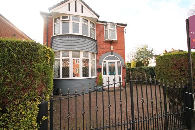 Thumbnail Detached house for sale in Woodheys Drive, Sale