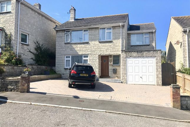 Thumbnail Detached house for sale in Spring Avenue, Weymouth