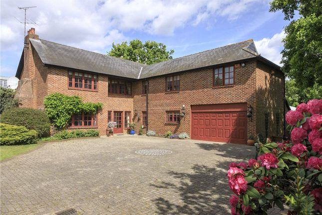 Thumbnail Detached house for sale in Renfrew Road, Coombe Hill