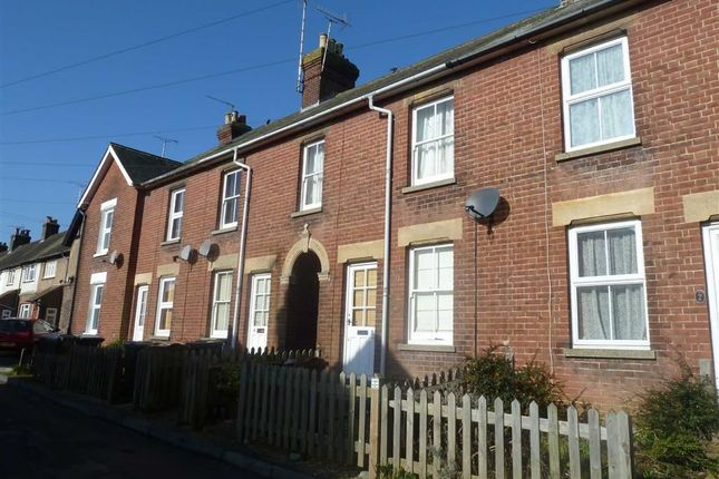 Thumbnail Terraced house for sale in Victoria Road, Crowborough