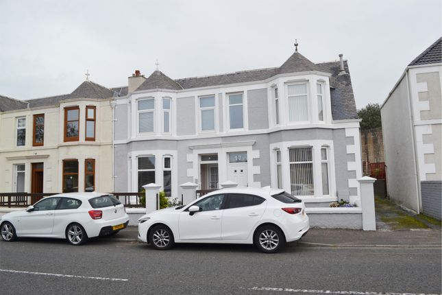 Terraced house for sale in 19 Ardrossan Road, Saltcoats