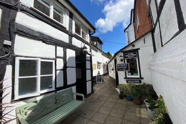 Thumbnail Restaurant/cafe for sale in The Close, Homend Crescent, Ledbury