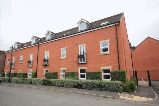 Thumbnail Flat to rent in James Street, Wolstanton, Newcastle-Under-Lyme