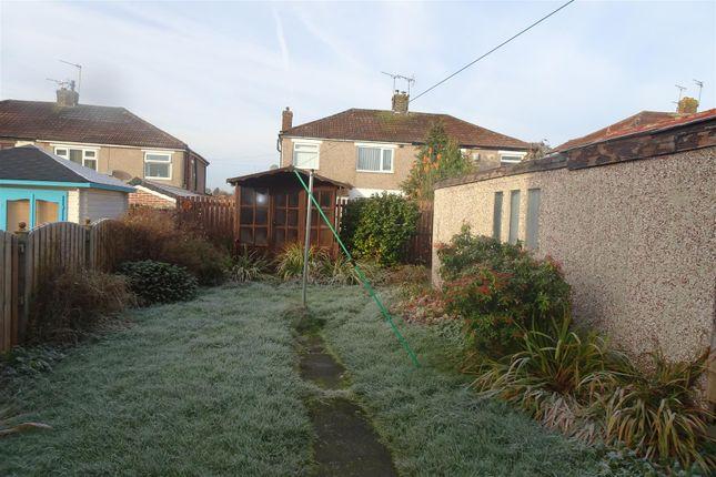 Rear Garden of Groveway, Bradford BD2