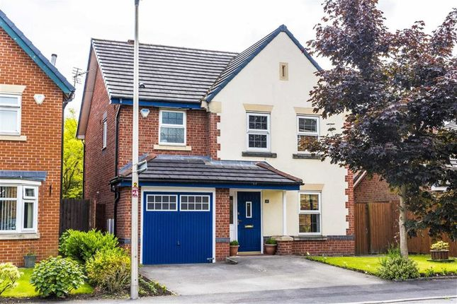4 bed detached house for sale in Drummond Way, Leigh, Lancashire