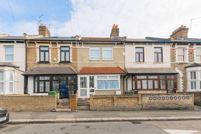 Thumbnail Terraced house for sale in Mornington Road, Bushwood