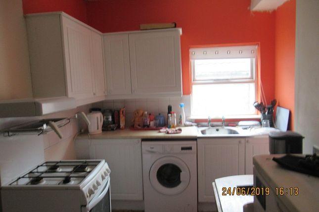 Kitchen of 19 C High Street, Nantyffyllon, Maesteg, Bridgend. CF34
