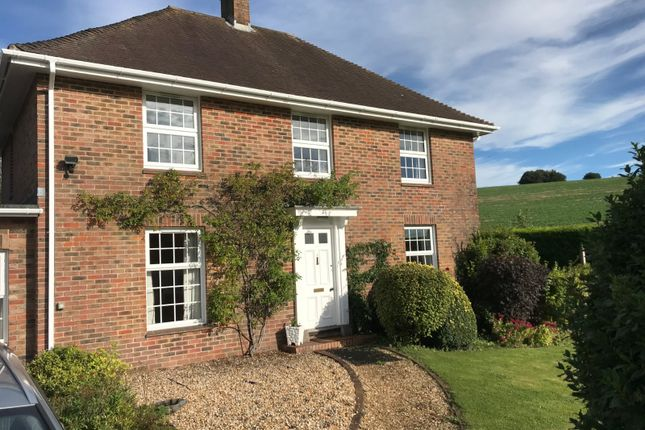 3 bed detached house to rent in Post Office House, Litchfield, Whitchurch, Hampshire RG28