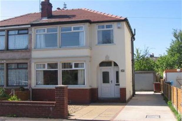 Thumbnail Property to rent in Howick Park Avenue, Penwortham, Preston