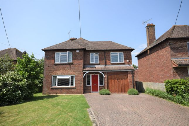 Thumbnail Detached house for sale in Church Road, Mersham, Ashford